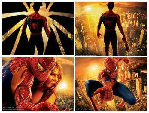 Spider-Man 2 Promo Screensaver