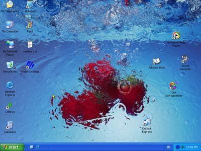 Water Desktop