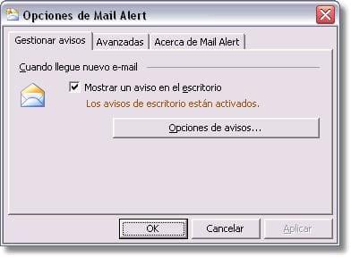 Mail Alert