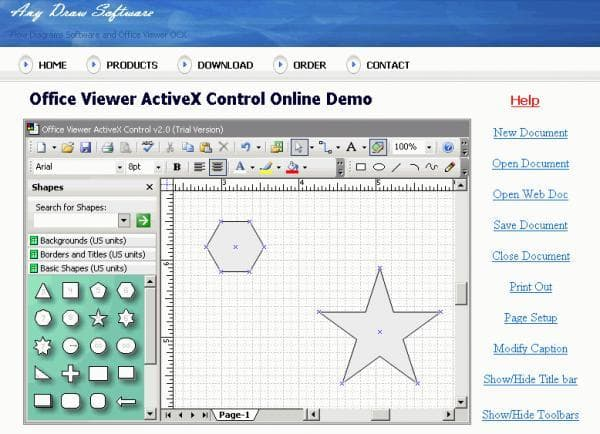 Office Viewer ActiveX Control