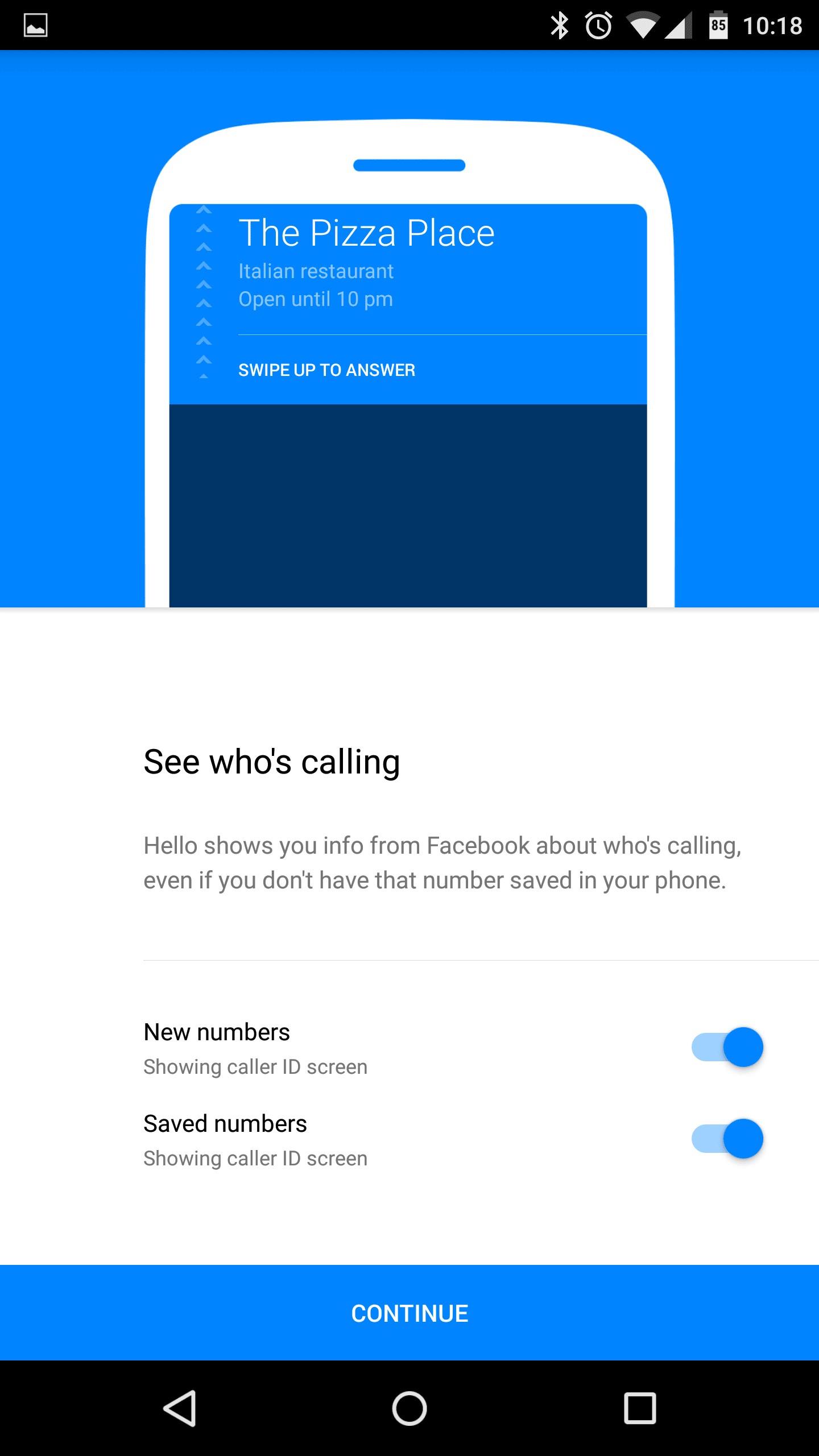 Hello Lets You Call Your Facebook Friends, Even If They Don't Have A Phone  Number View Full Description