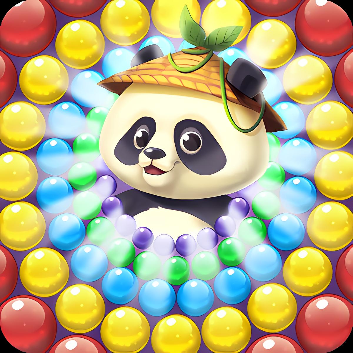 Panda Bubble Shoot