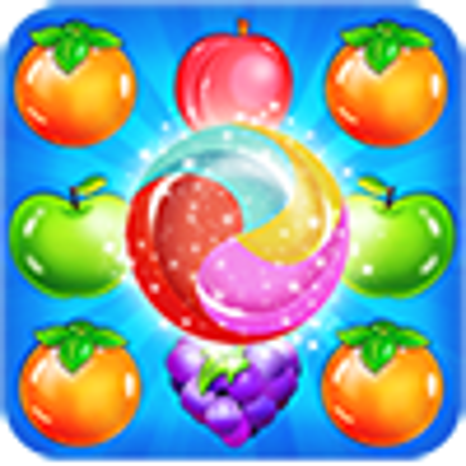 Fruit Jelly Mania