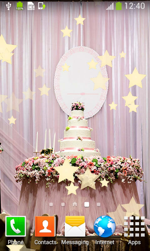 Cake Live Wallpapers
