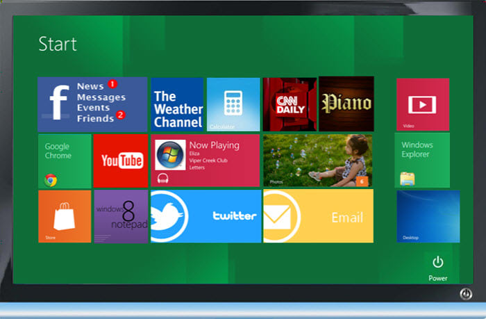 Windows 8 Simulator