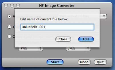 NF Image Converter