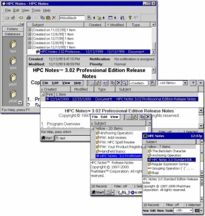 HPC Notes Professional Edition