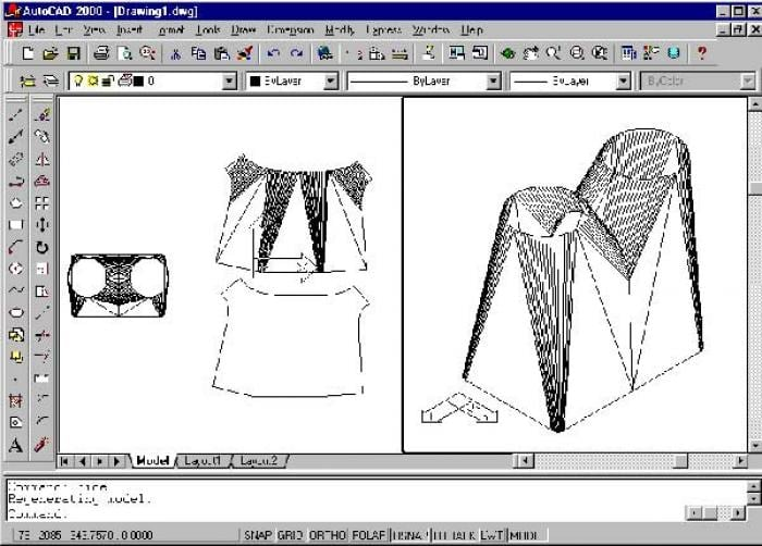 IGES Import for AutoCAD ¡