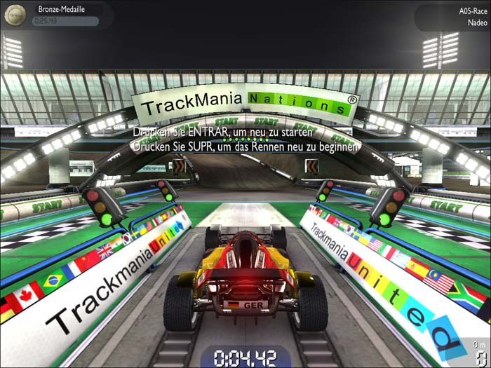 TrackMania Nations Forever on Steam