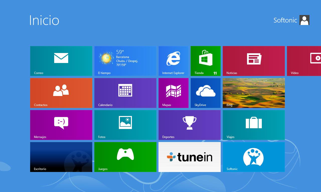 Windows 8 Windows Descargar