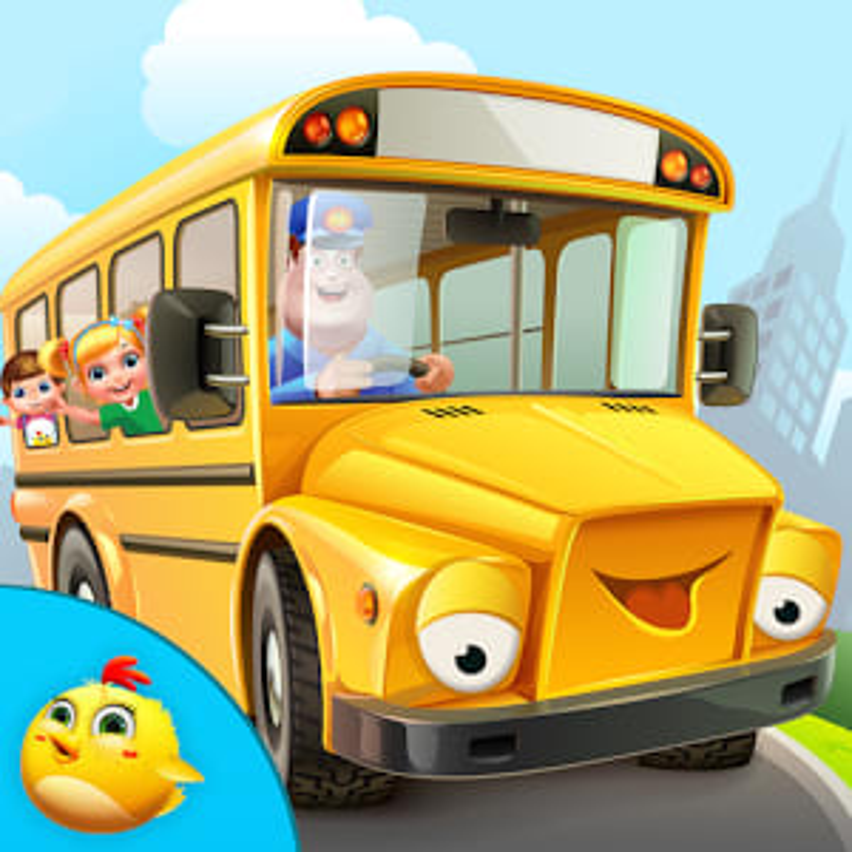 Wheels On Bus Kids Activities