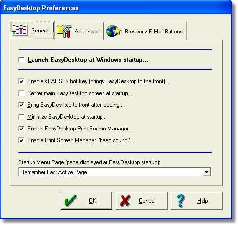 EasyDesktop
