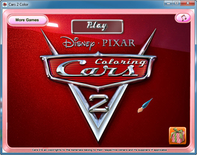 Cars 2 Color