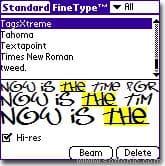 Quik Font Manager