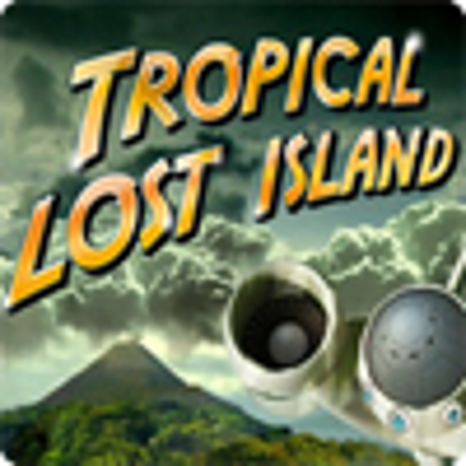 Tropical Lost Island
