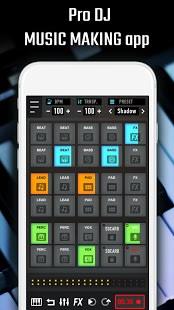 MixPads - Drum pad & dj mixer