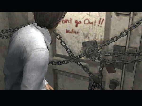 Room Silent Hill  Mac