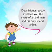 Kids moral stories shaggy dog