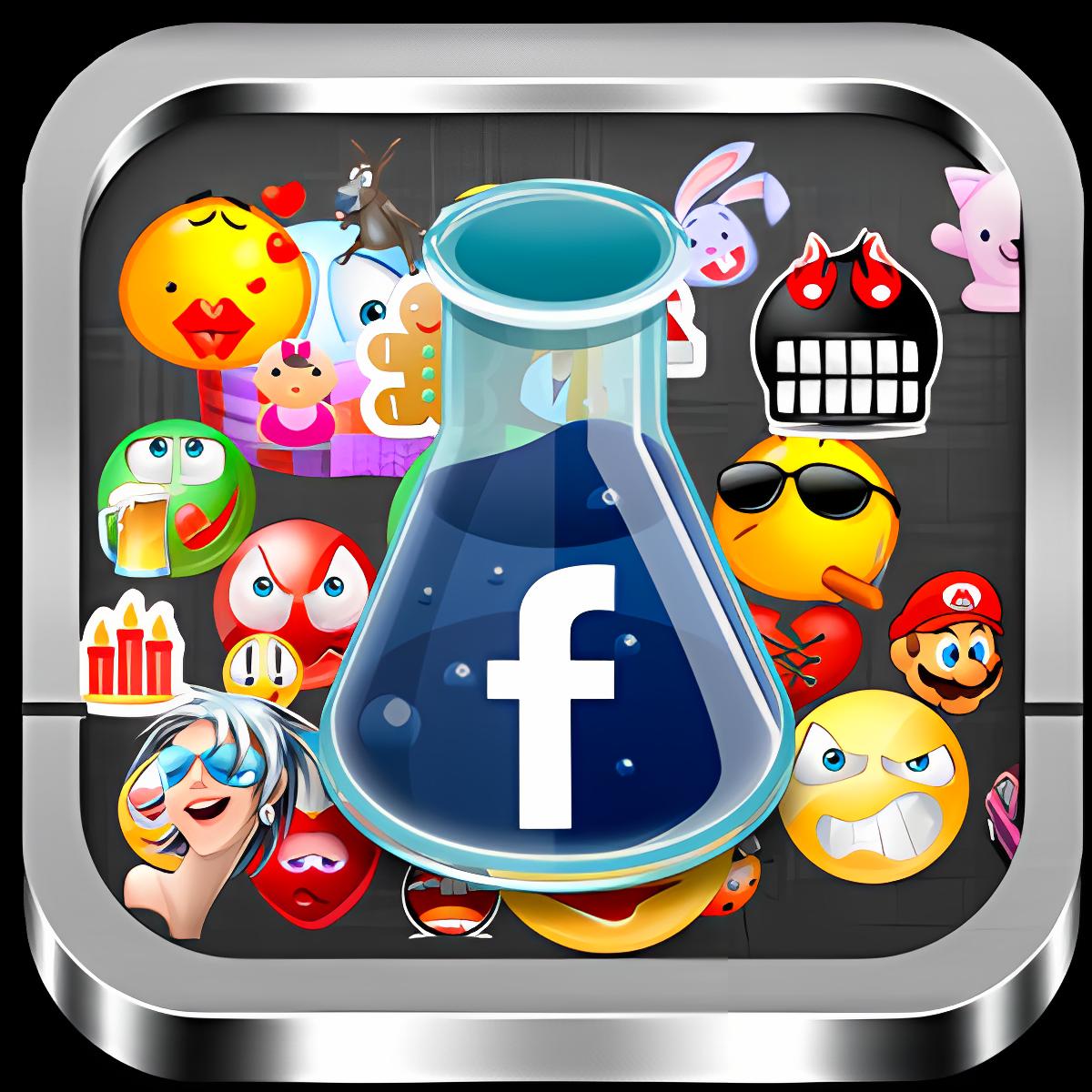 Smileys for Facebook messenger