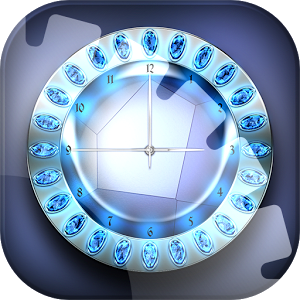Royal Clock Live Wallpaper