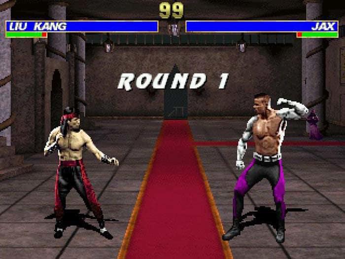 Mortal Kombat Project