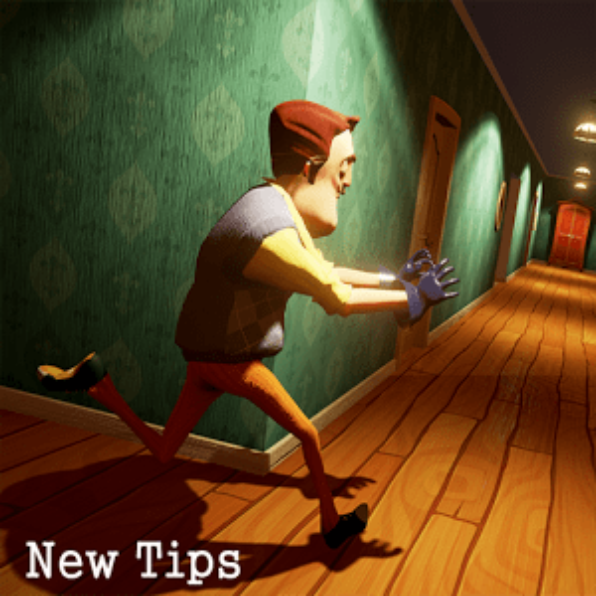 Tips For Hello Neighbor