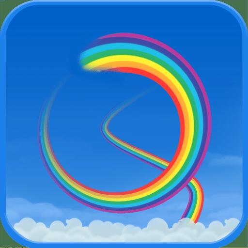Rainbow 3D Live Wallpaper