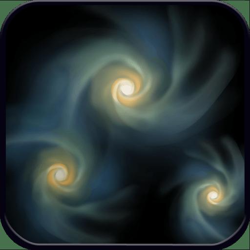 Star Galaxy 3D Live Wallpaper