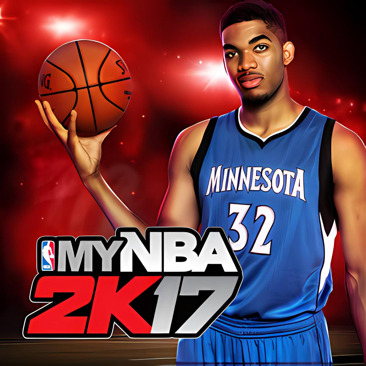 My NBA 2K17
