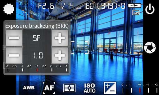 Camera FV-5 Lite