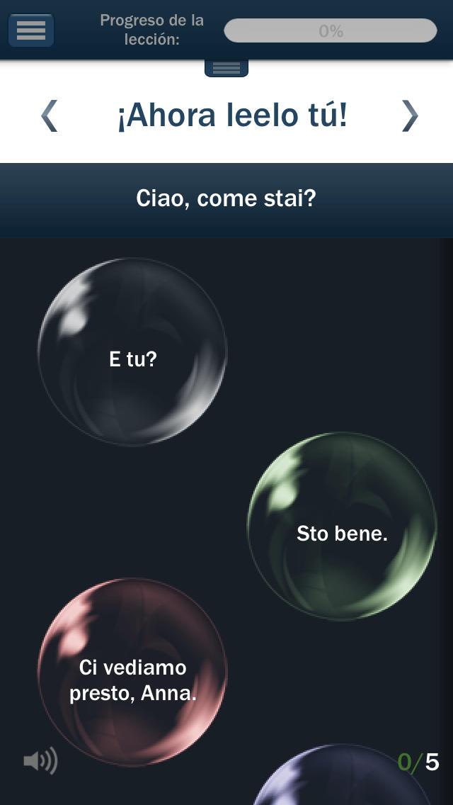 "Italiano – Curso de Italiano (Hello-Hello) ""para iPhone"""