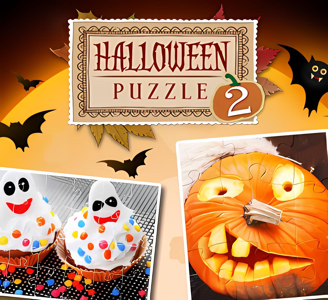Holiday Jigsaw: Halloween 2