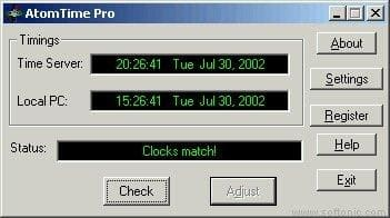 AtomTime 98