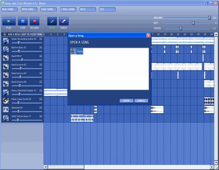 Sony Jam Trax XPress
