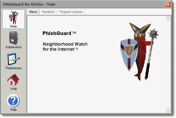 PhishGuard for Firefox