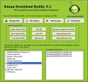 Kazaa Buddy