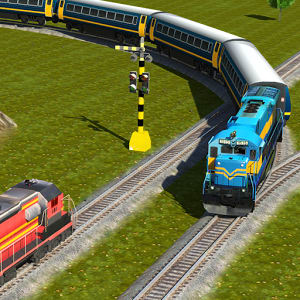 Indian Train Simulator 2017 Varies with device