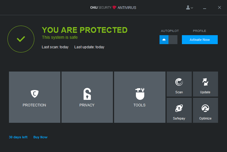Chili Security Antivirus