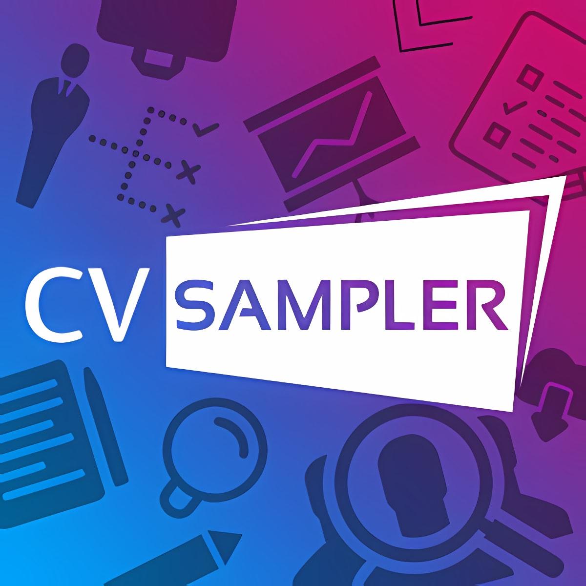 CV Sampler