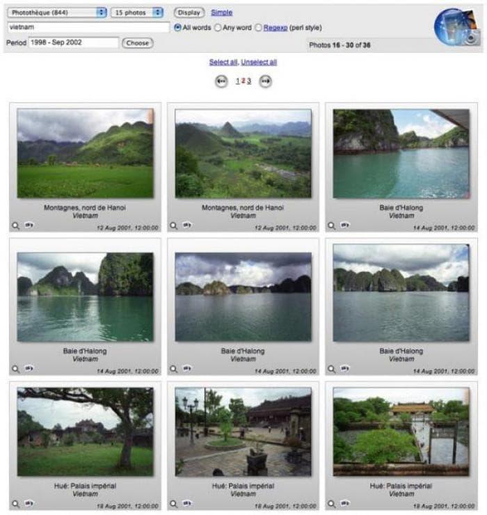 Web iPhoto Access