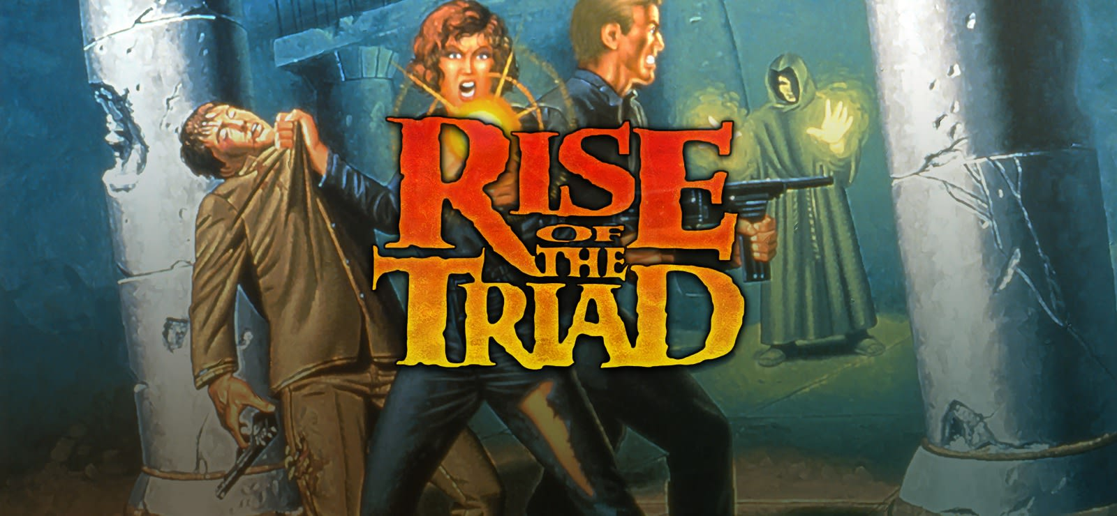 Rise Of The Triad: Dark War varies-with-device