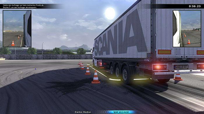 Скачать Игру Truck Driving Simulator Скачать - фото 4