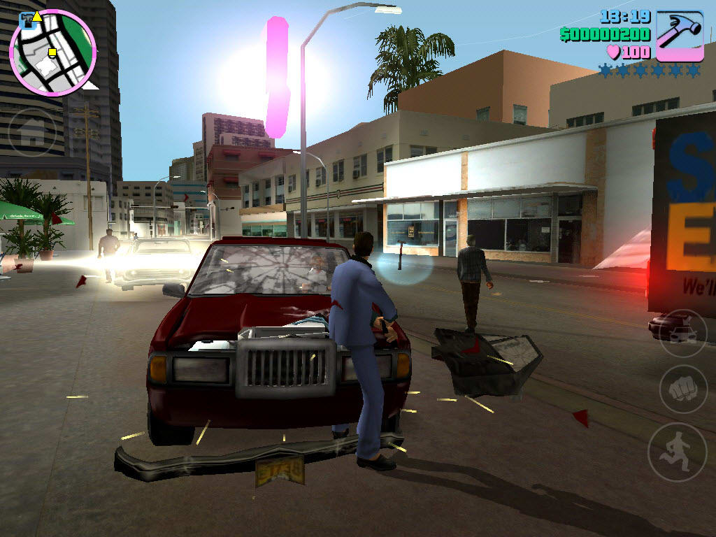 Grand Theft Auto: Vice City for iPhone - Download
