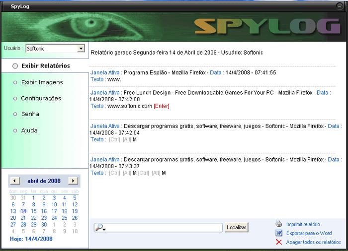 Spylog