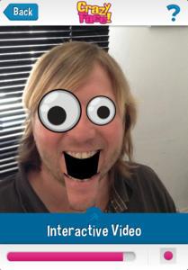 Crazy Face generator