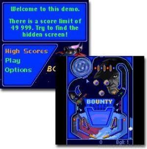 Bounty Hunter 2099-Pinball