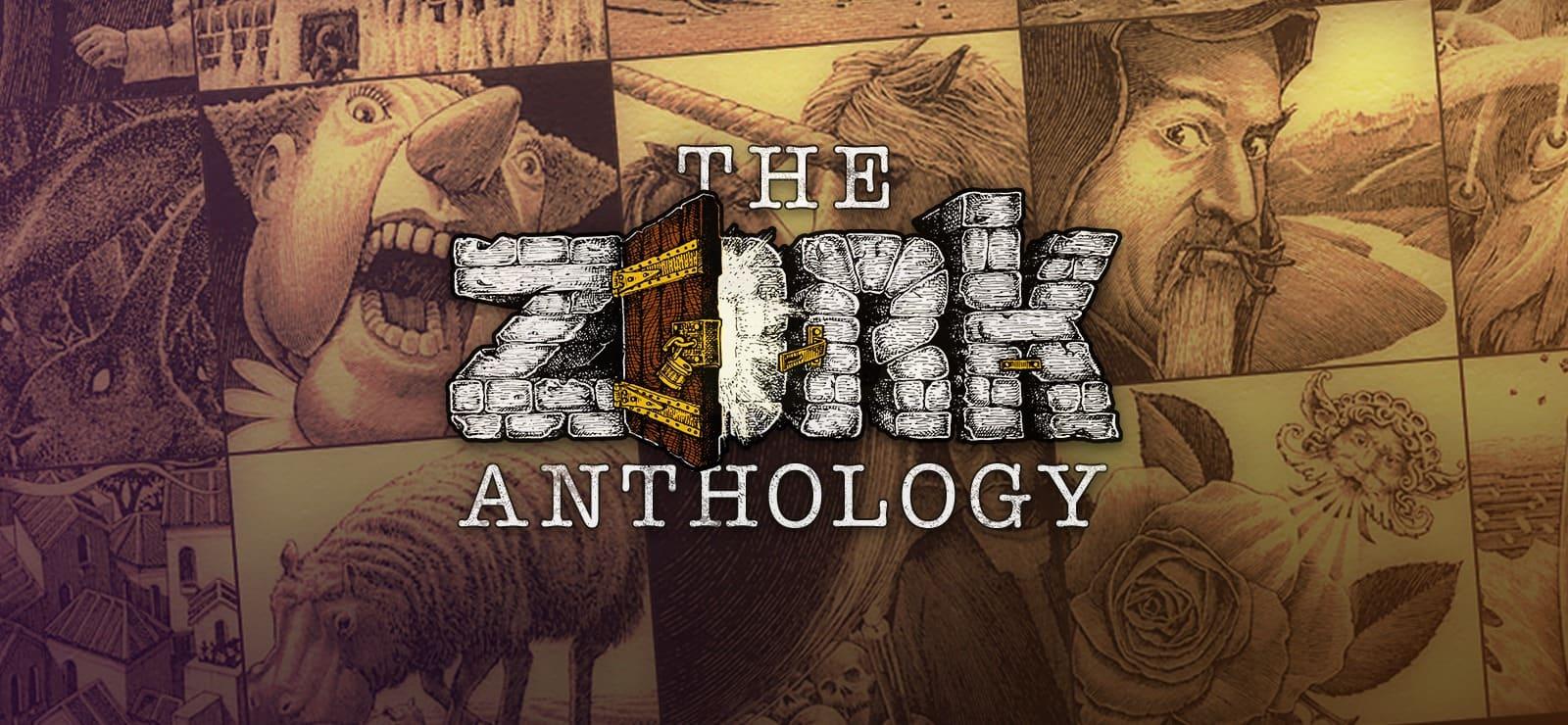 The Zork Anthology