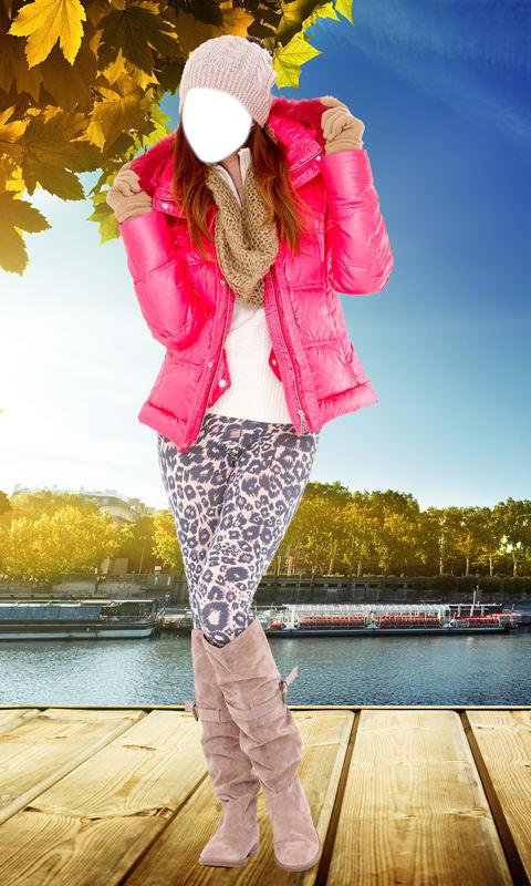 New Jacket Fashion Photo Editor