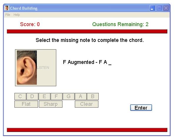 Dolce Ear Training