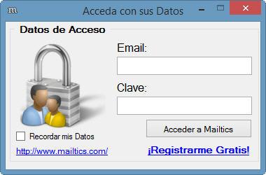 Mailtics. Email Marketing